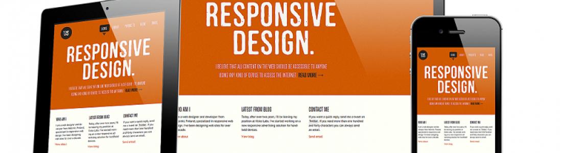 Tens una web responsive?